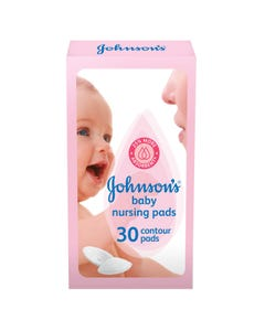 Johnson nursing pads 30 pcs