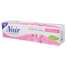 Nair Hair Removal Cream With Baby Oil Rose Fragrance 110 Ml
