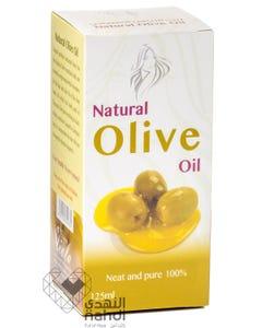 Viola Hair Oil Olive 125 ml