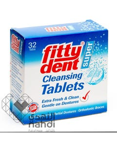 Fitty Dent Super Clean 32 tab
