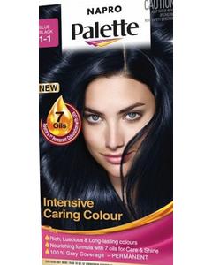 Palette Intensive Color Cream Blue Black 1-1