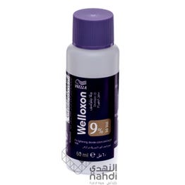 Welloxon Hair Color Herbal 9% 30 Vol 60 ml 50c