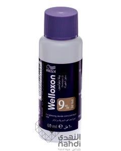 Welloxon Hair Color Herbal 9% 30 Vol 60 ml 50c