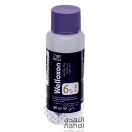 Welloxon Hair Color Herbal 6% 20 Vol 60 ml 50c