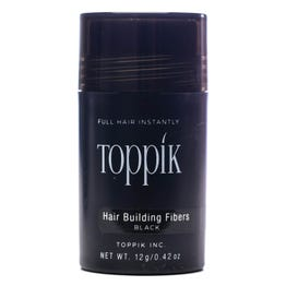 Toppik Hair Fibers Building Black 12 gm
