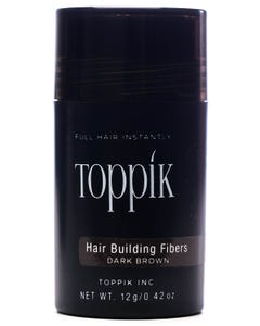 Toppik Hair Fibers Building Dark Brown 12 gm