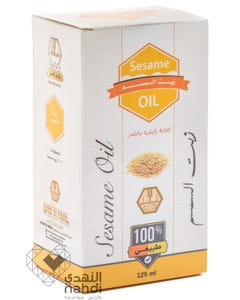 Wadi-Alnahil Hair Oil Sesame 125 ml