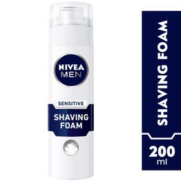 Nivea Shaving Foam for Sensitive Skin 200 ml