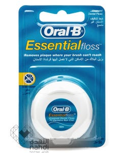Oral-B Dental Floss Essential Unwaxed