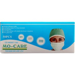Channelmed Disposable Surgical Face 3 Layers Mask 50 pcs