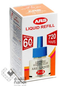 ARS Liquid Refill 720 Hours