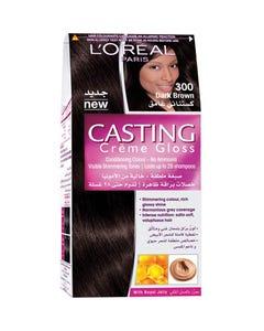 Casting Hair Color Dark Brown 300