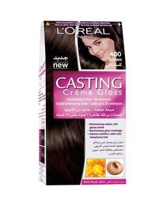 Casting Hair Color Brown 400