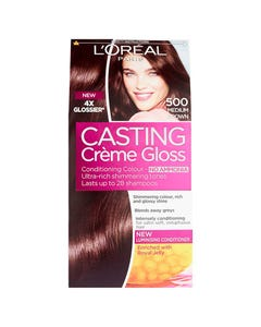 Casting Hair Color Light Brown 500
