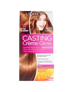 Casting Hair Color Caramel 630