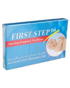 First Step Pregnancy Test Device 1 pc