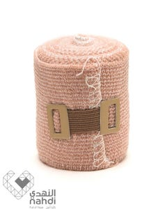 First-Step Elastic Bandage Brown 5 cm Fcs006-1