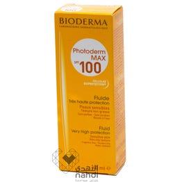 بيودرما-فوتوديرم فلويد 40 مل (SPF100)