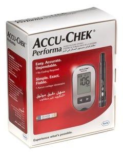 Accu-Chek Gluco Monitor Performa