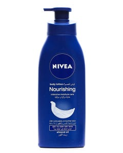 Nivea Body Lotion Moisturizing For Dry Skin 400 ml