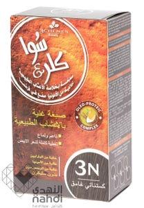 Color&Soin Hair Color Dark Brown 135 ml 3N