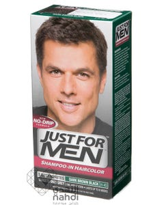 Just-For-Men Hair Color Dark Brown 1849