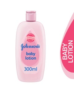 Johnson Baby Lotion Cleanser 300 ml