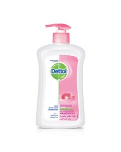 Dettol Liquid Soap Skin Care (Pump) 400/500 ml