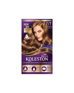 Koleston Hair Color Deer Brown Kit 7/7