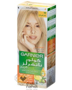 Garnier Hair Color Ultra Light Blonde 10
