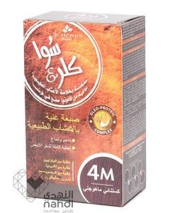 Color&Soin Hair Color Mahagony Chesnut 135 ml 4M