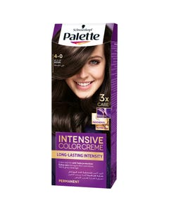 Palette Intensive Color Cream Middle Brown 4-0