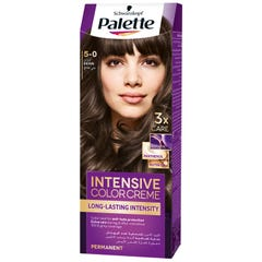 Palette Intensive Color Cream Light Brown 5-0