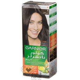 Garnier Hair Color Dark Brown 3