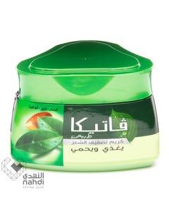 Vatika Hair Cream Regular Haenna Almond & Aloe 140 ml