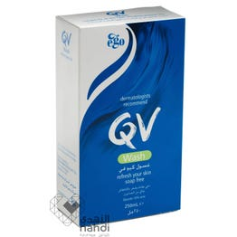 EGO QV Solution Wash Refresh For All Skin Types 250 ml