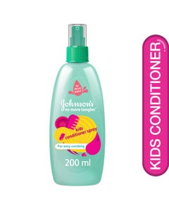 Johnson Baby Spray No More Tangles 200 ml