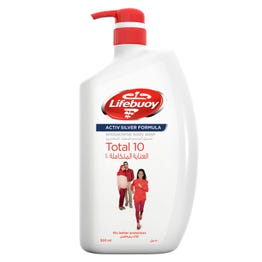 Lifebuoy Body Wash Total 500 ml