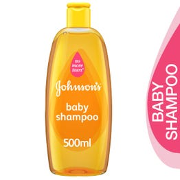 Johnson Baby Shampoo 500 ml