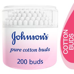 Johnson Cotton Buds Large 200 pcs