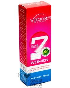 Vebix Deo Cream Women 25 ml