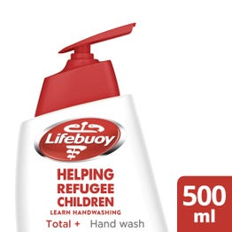 Lifebuoy Hand Wash Total 500 ml