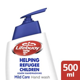 Lifebuoy Hand Wash Mild Care 500 ml