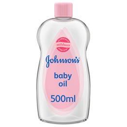 Johnson Baby Oil 500 ml