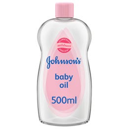 Johnson Baby Oil 500 ml