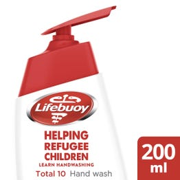 Lifebuoy Hand Wash Total 200 ml