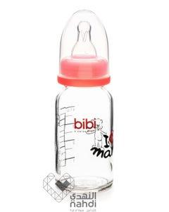 Bibi Feeding Bottle Glass 120 ml 01.310-105061