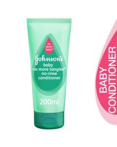 Johnson Baby Conditioner No More Tangles 200 ml
