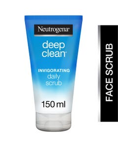 Neutrogena Scrub Deep Clean Invigorating 150 ml
