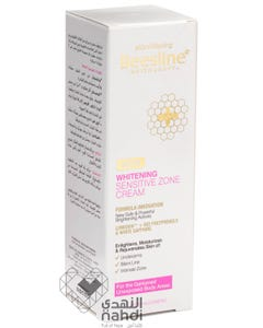 Beesline Whitening Cream For Sensitive Zone 50 ml